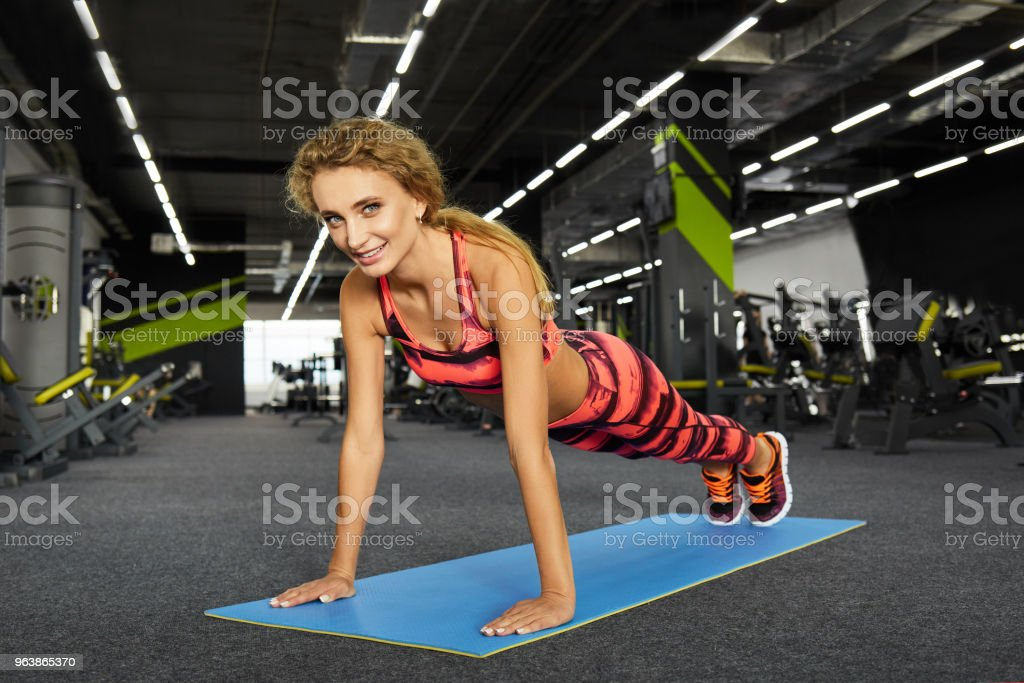 Fitness. Healthy lifestyle. - Royalty-free Adult Stock Photo