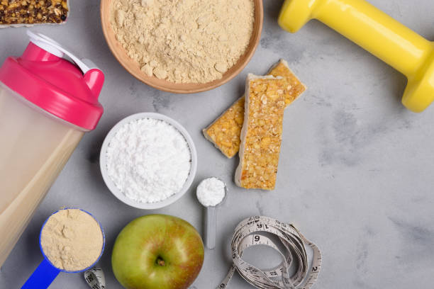 Fitness healthy nutrition