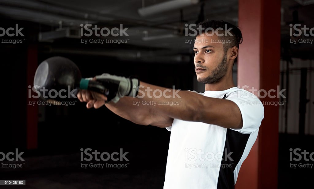 Fitness is a journey, not a destination stock photo
