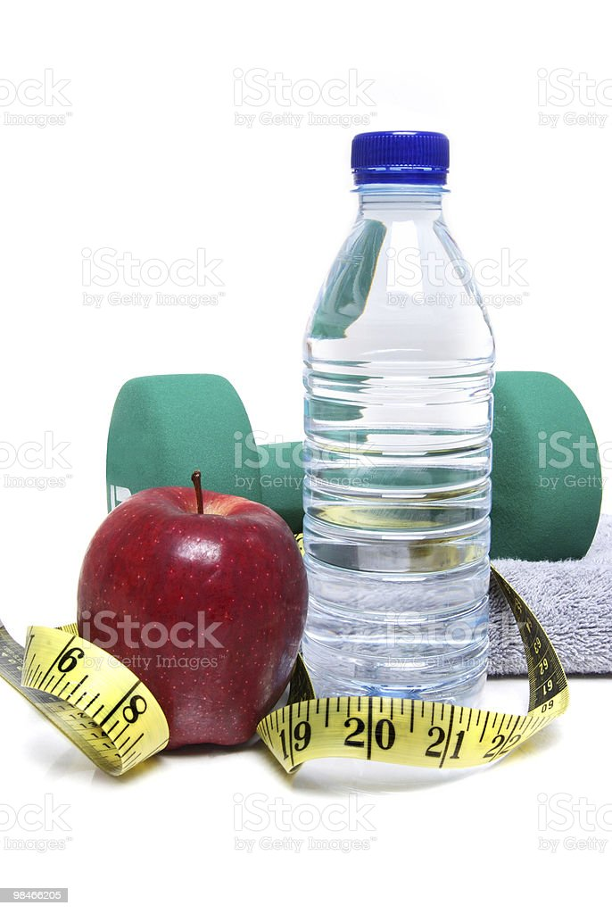 Esigenze di Fitness foto stock royalty-free