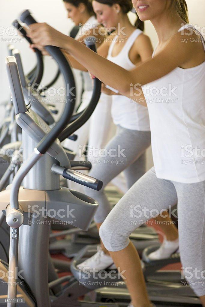 Fitness royalty-free stock photo