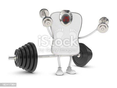 870618752 istock photo Fitness 182417964