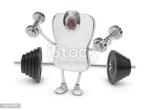 870618752 istock photo Fitness 182429421