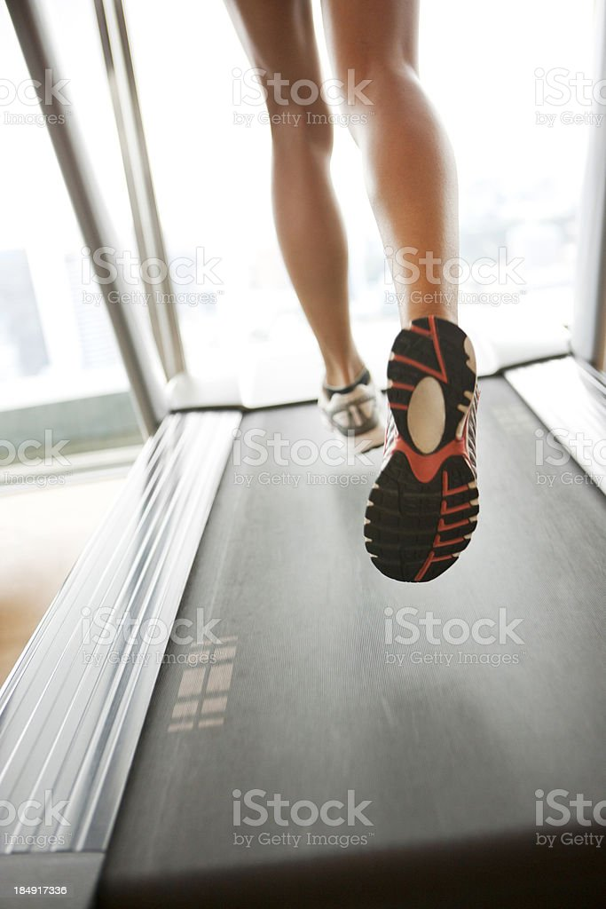 Fitness royalty-free stock photo