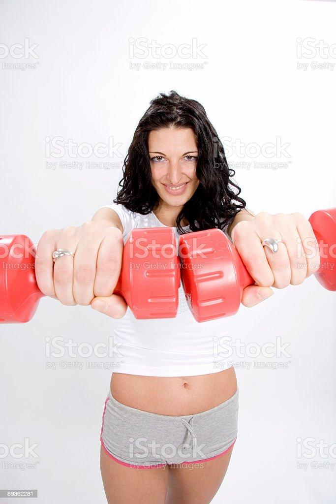 Centrum fitness zbiór zdjęć royalty-free