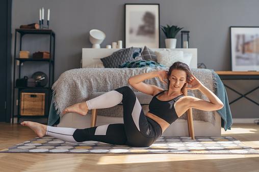 Manfaat Gerakan Sit Up Bertujuan untuk Melatih Otot