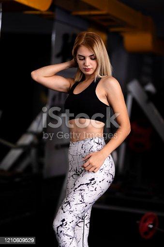 607622628 istock photo Fitness Woman 1210609529