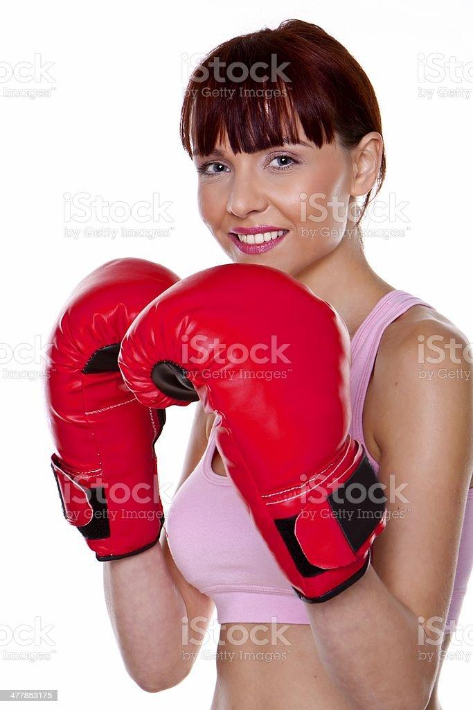 Mulher de Fitness. - foto de acervo
