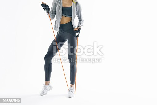 884865956 istock photo Fitness woman workout 956382540