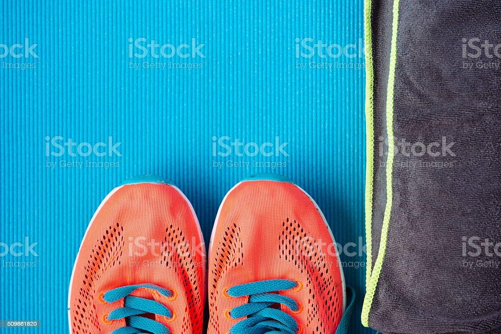 Fitness workout-Konzept – Foto