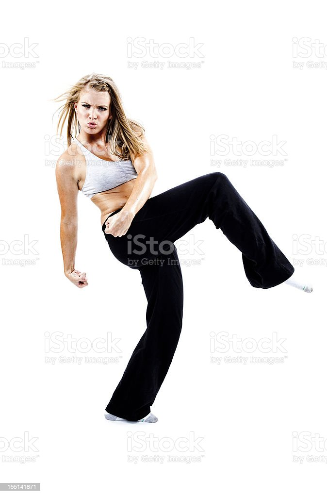 Fitness Workout royalty-free stock photo