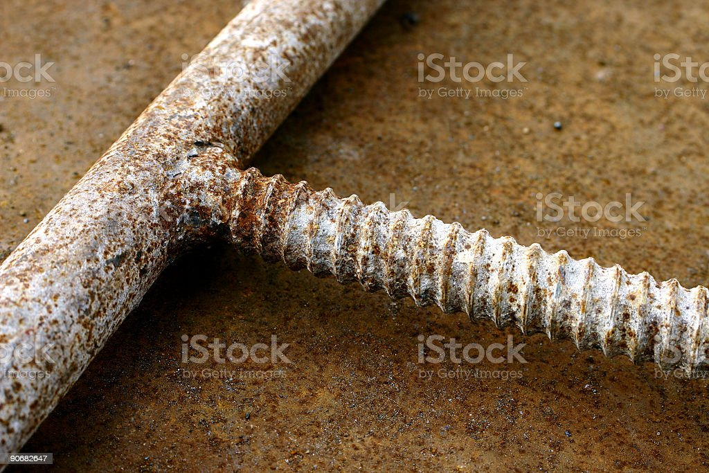 Fits like a T royalty-free stock photo