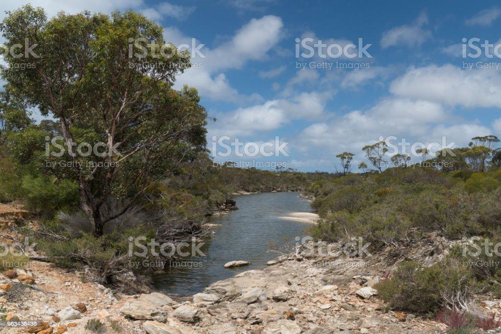 Park Narodowy Rzeki Fitzgerald, Australia Zachodnia - Zbiór zdjęć royalty-free (Park narodowy)