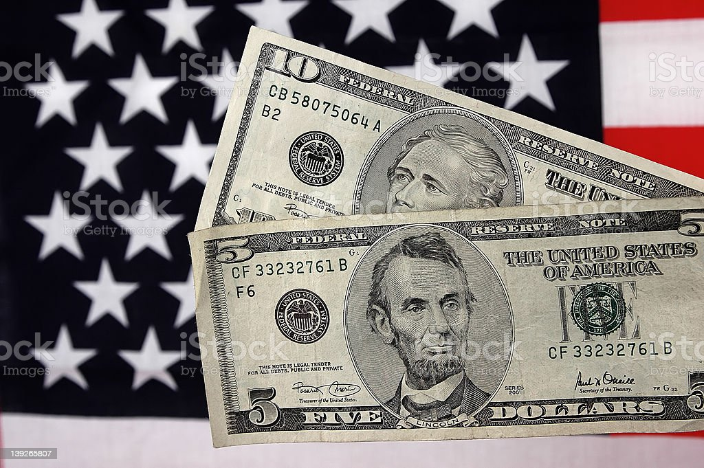 Five and Ten royalty-free stock photo