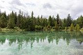 istock Five Lakes , Jasper National Park, Alberta, Canada 1301435685