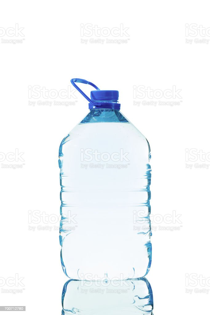 Five Liter Water stock photo