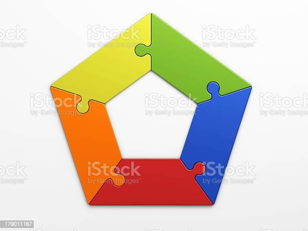 Five puzzle pieces making a pentagon picture id179011167?b=1&k=6&m=179011167&s=612x612&h=mc2m39nfkrgxryh8glxwx3vsz0d3fizm6gxmsiia7qi=