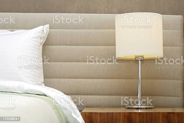 Five Star Hotel Room Stock Photo - Download Image Now