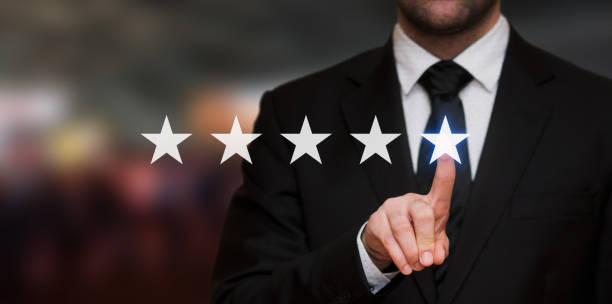 Fünf-Sterne-Bewertung – Foto
