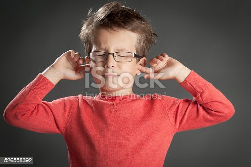 istock Five Year Old Boy 526558392