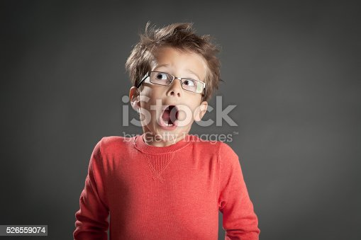 istock Five Year Old Boy 526559074