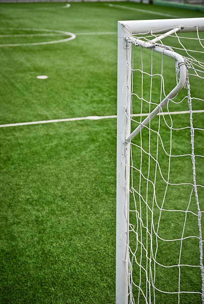 five-a-side football pitch - soccer competition stock photos and pictures