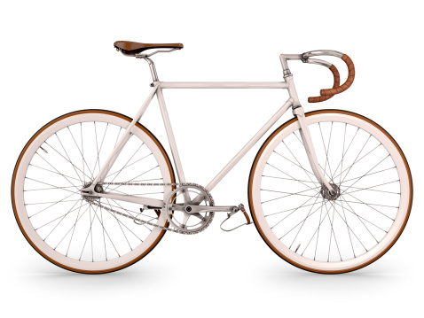 Fixed gear bicyle