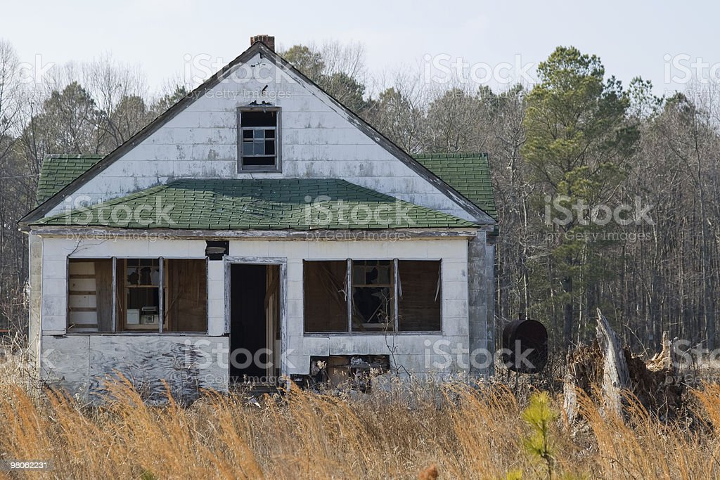 Fixer-Upper royalty-free stock photo