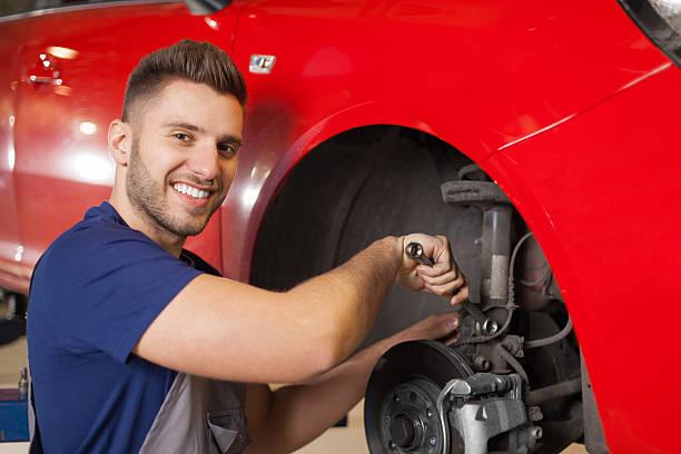 Réparation de Suspension voiture - Photo