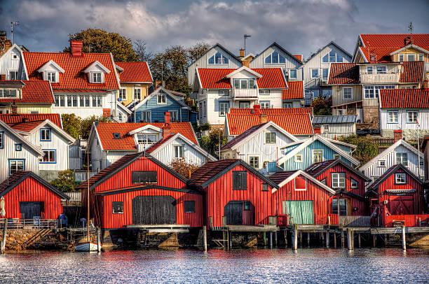 fjallbacka, sweden - bohuslän nature bildbanksfoton och bilder