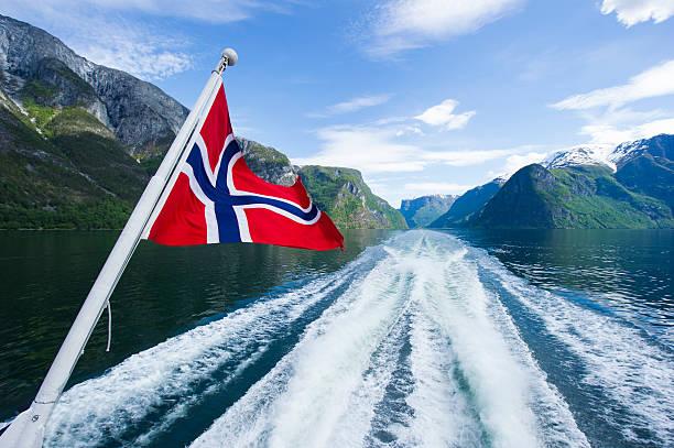 Fjords de Norvège - Photo