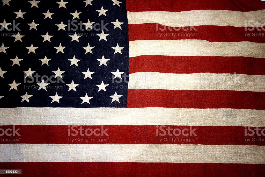 US Flag Background royalty-free stock photo