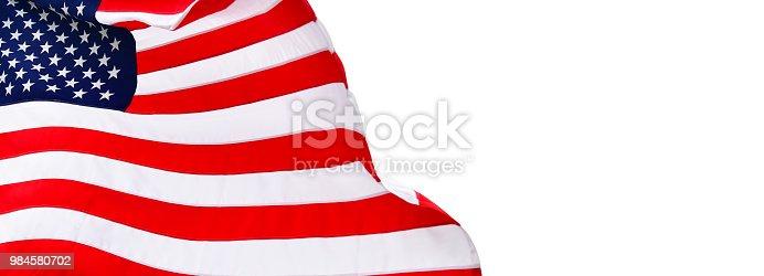 istock USA flag background 984580702