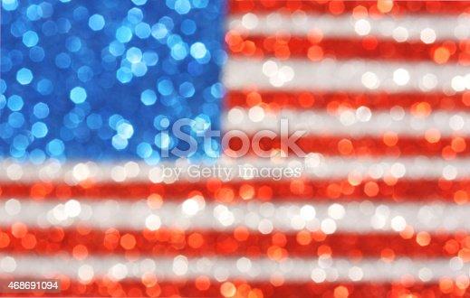 953130996istockphoto USA flag background - sparkly glittery background 468691094