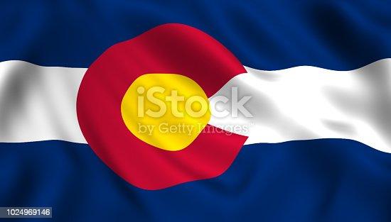 istock flag colorado 1024969146