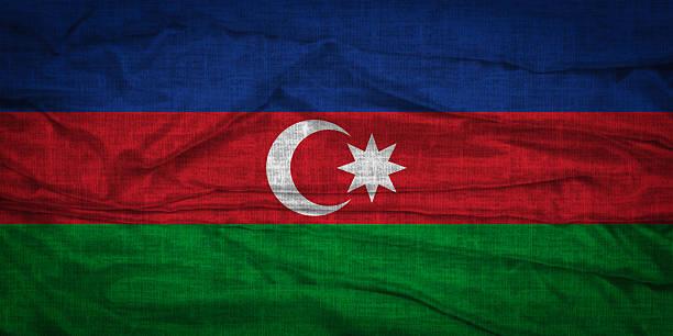 flaga azerbejdżanu - azerbejdżan zdjęcia i obrazy z banku zdjęć