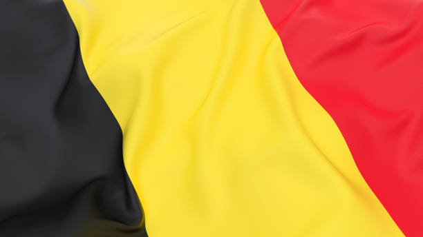 Drapeau de Belgique  - Photo