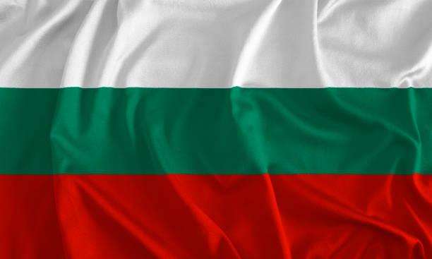 vlag van bulgarije achtergrond - bulgarije stockfoto's en -beelden