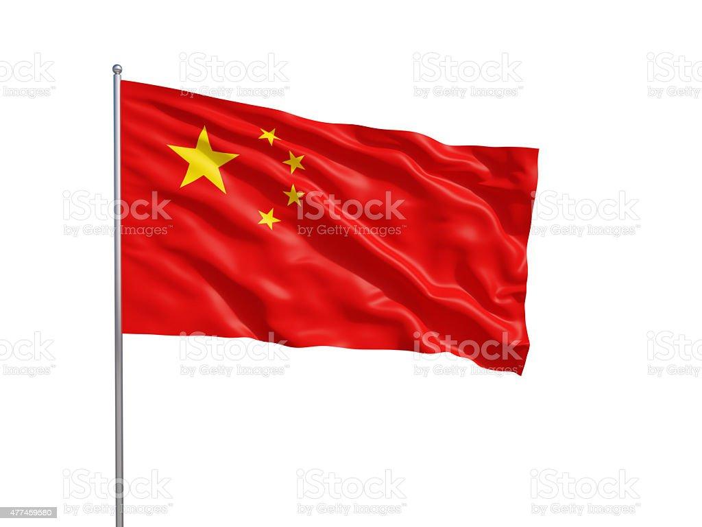 Flagge von China – Foto