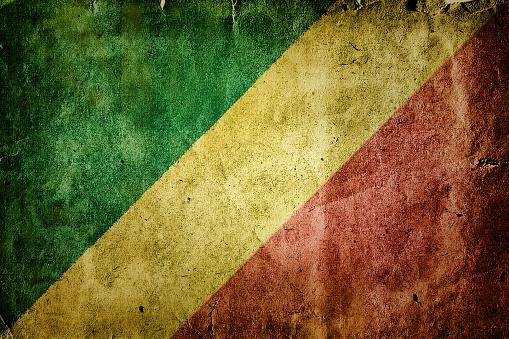 istock flag of Congo 1143930250
