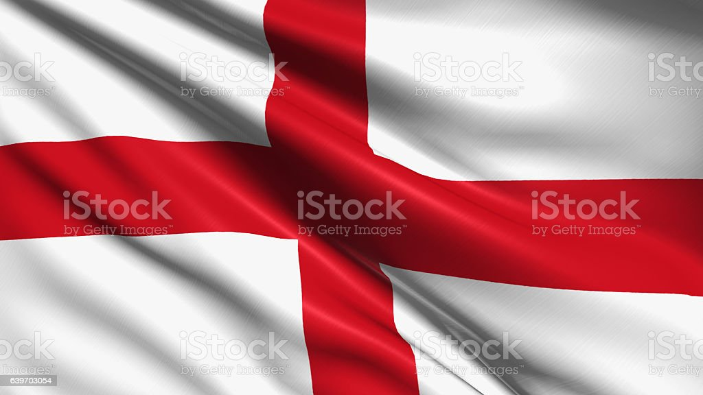 Flaga Anglii – zdjęcie