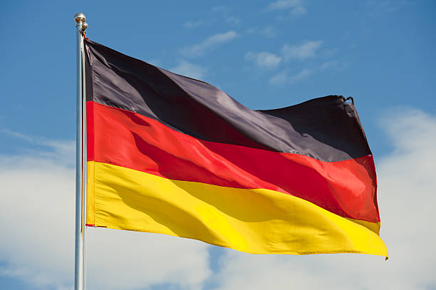 royalty free german flag pictures images and stock photos istock