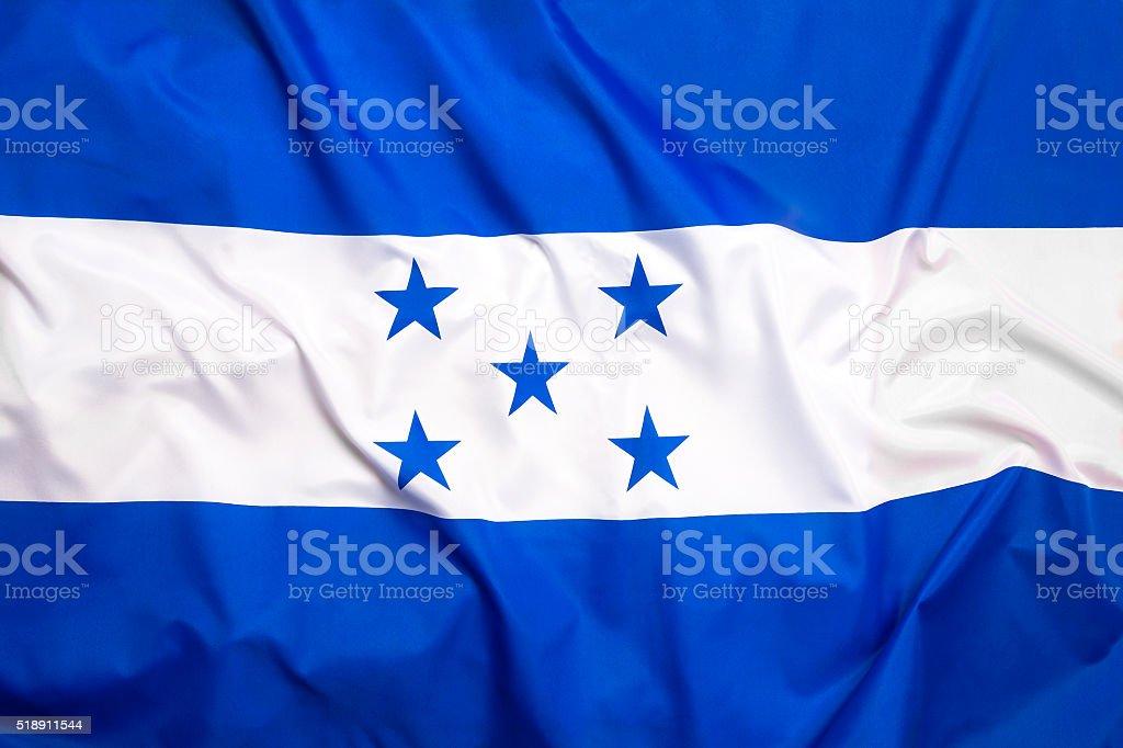 Flagge von Honduras – Foto