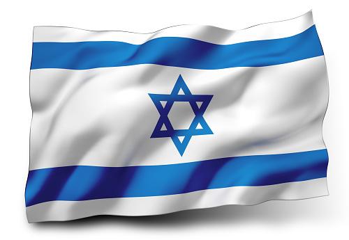 istock Flag of Israel 536812841