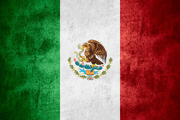 May Mexico Craft And Art Flag
