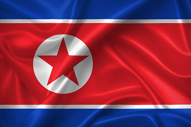 Royalty free north korean flag pictures images and stock - Picture of a korean flag ...