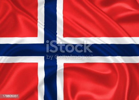 istock flag of Norway 178805031