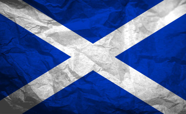 Best Scottish Flag Stock Photos, Pictures & Royalty-Free ...