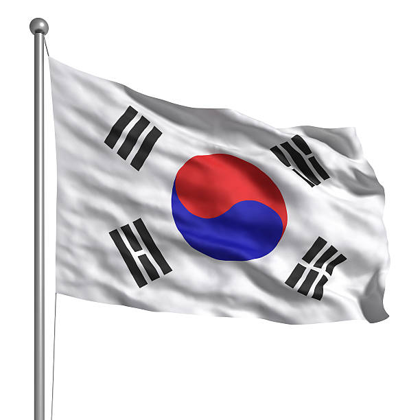 Royalty free south korean flag pictures images and stock - Picture of a korean flag ...