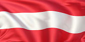 Flag of the Austria